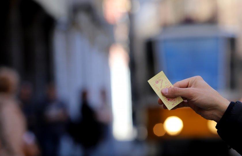 юли билети карти градския транспорт софия продават пощите