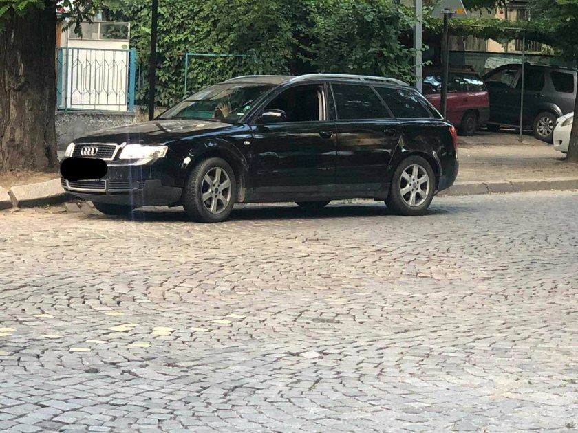 полицията пловдив задържа дрифт пътя годишен жител града