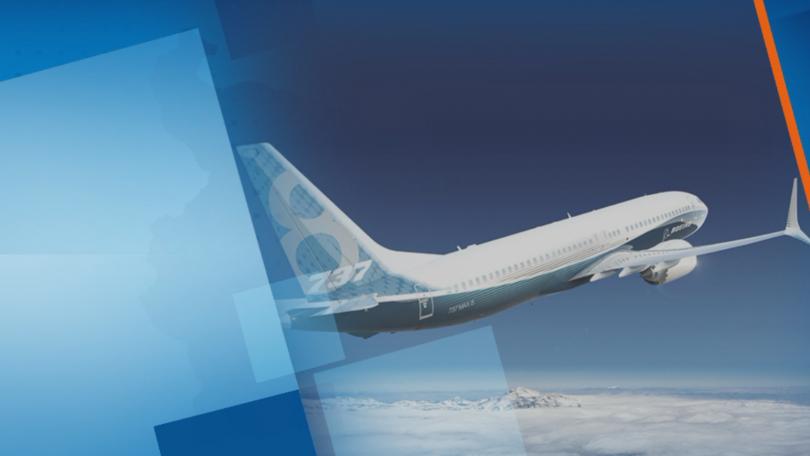 провеждат пробни полети боинг 737 max