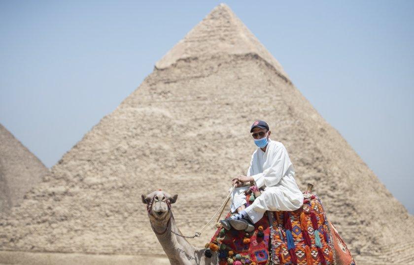 Египет отвори туристическите си обекти