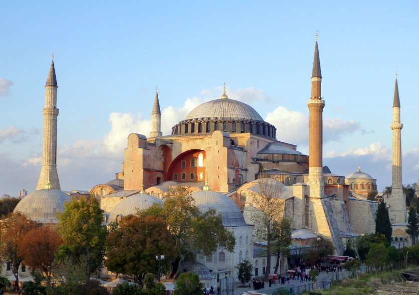 турция решава статута света софия