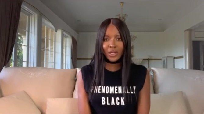 Наоми Кембъл призова за повече участие на малцинствата в света на модата