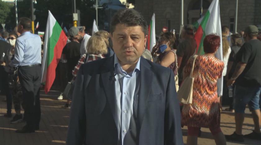 Красимир Ципов: В момента тече сценарий България да бъде отклонена от своя европейски път