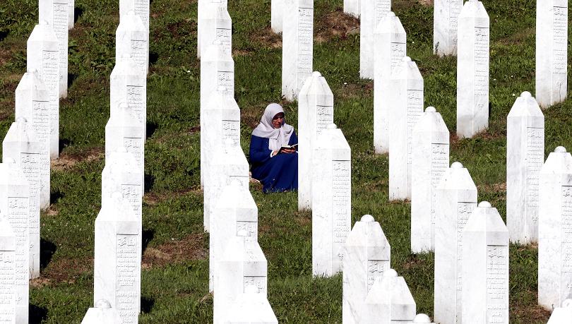 25 години от клането в Сребреница