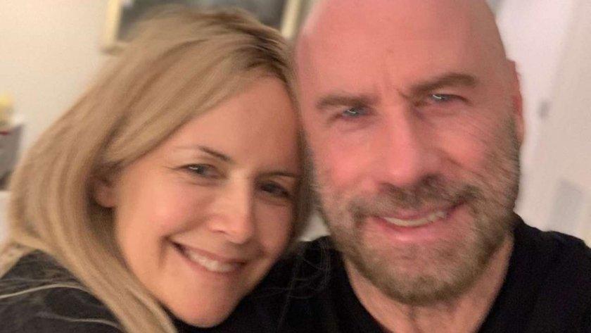 съпругата джон траволта ndash кели престън почина рак