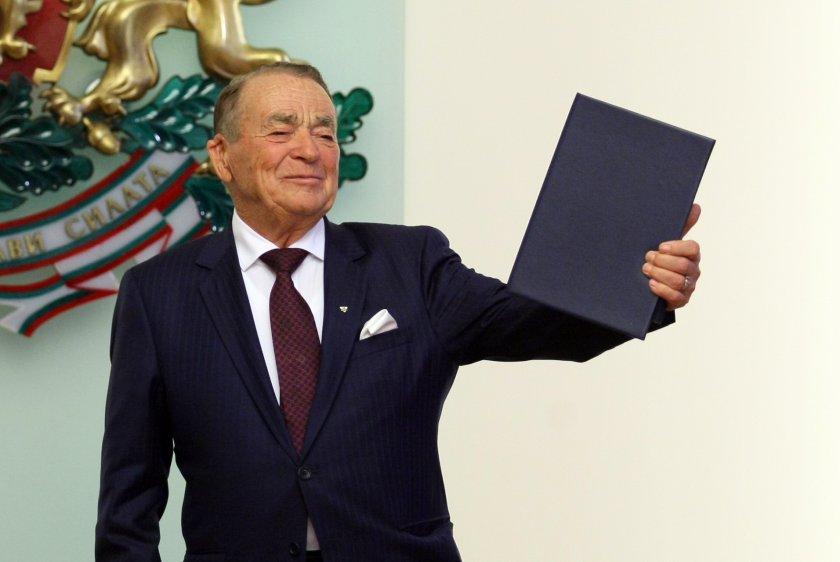 президентът игнат канев пример подражание уважение