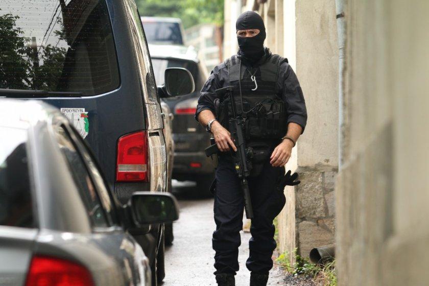 акция битовата престъпност главният прокурор главният секретар мвр сливен