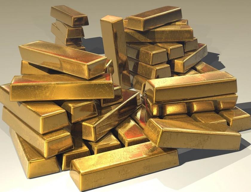 Рекордно висока цена на златото