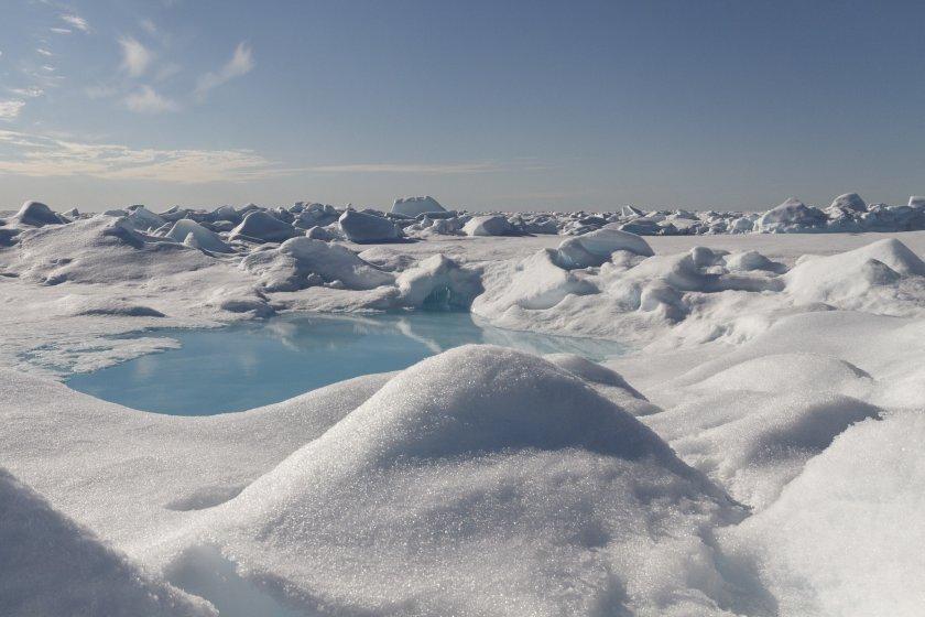 отчетоха рекордно висока температура норвежки арктически архипелаг