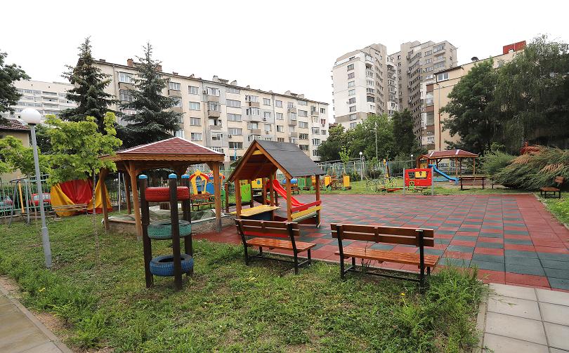 Всички детски градини в столицата ще работят през лятото