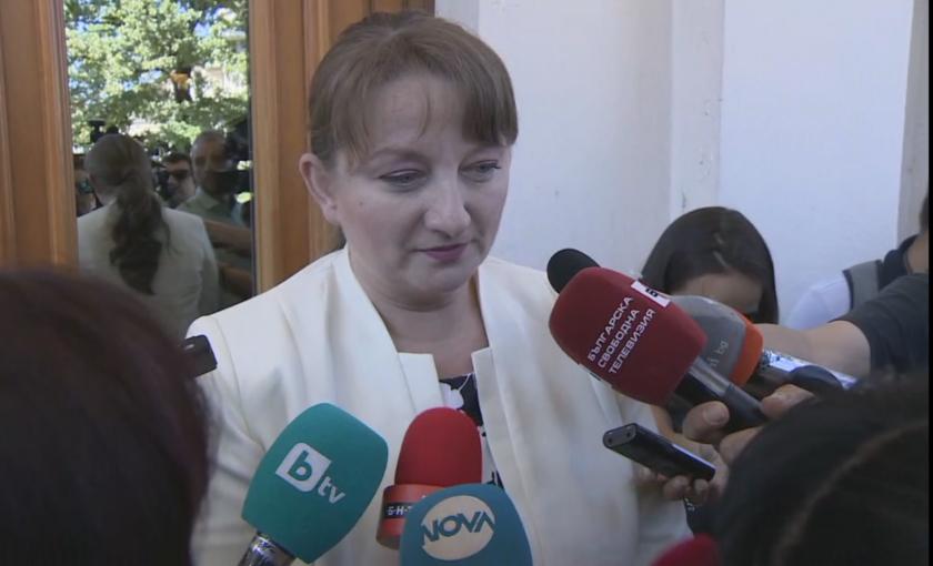 Сачева: Конфликти между президентството и прокуратурата рефлектират върху това да се иска оставка на правителството