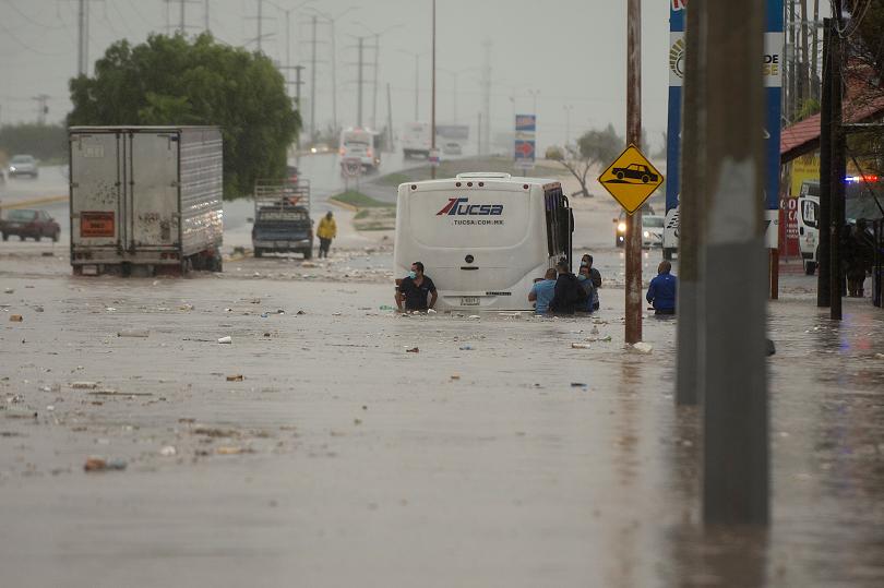 армията включи преодоляване последствията урагана хана мексико