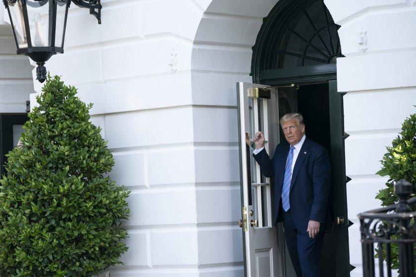 Белият дом потвърди: Президентски избори ще има на 3 ноември