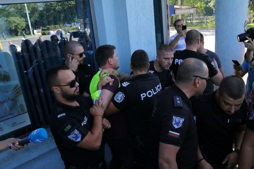 петър кърджилов часа ареста обвинението хулиганство особена дързост циничност