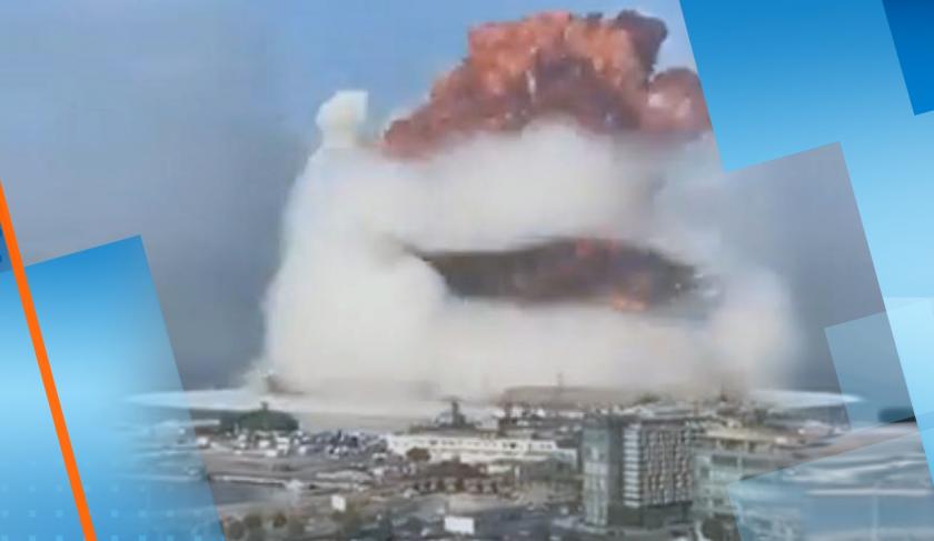 Взривът в Бейрут - със сила на атомна бомба. Над 100 жертви, стотици изчезнали, хиляди ранени