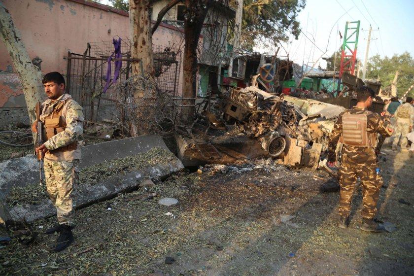 Ислямска държава пое отговорност за атаката в Афганистан