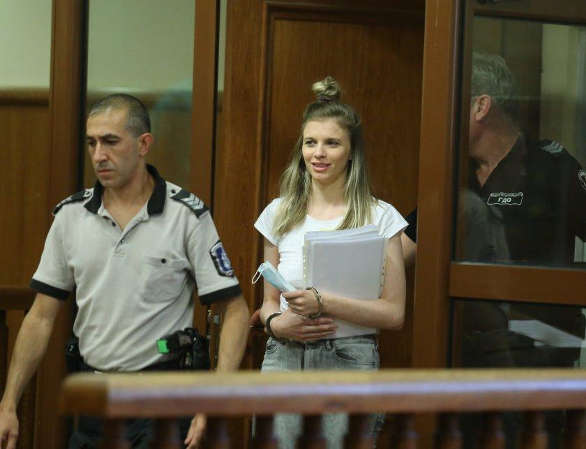 прокуратата твърденията лилана съдебни състава дават предположение извършила престъпления