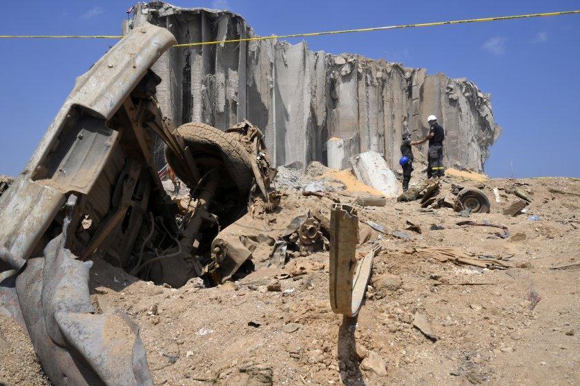 Жертвите на взрива в Бейрут станаха 154, ООН предупреди за хуманитарна криза