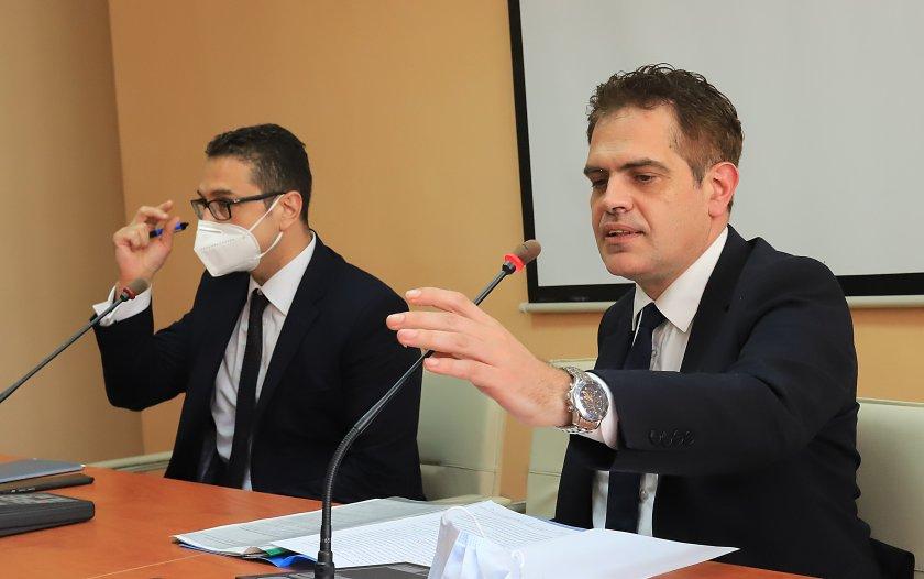 Лъчезар Борисов: Спадът на БВП заради Covid-кризата ще e под 7%