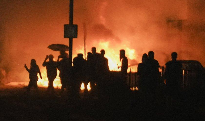 Втора нощ на протести в Уисконсин, сблъсъци между полиция и протестиращи