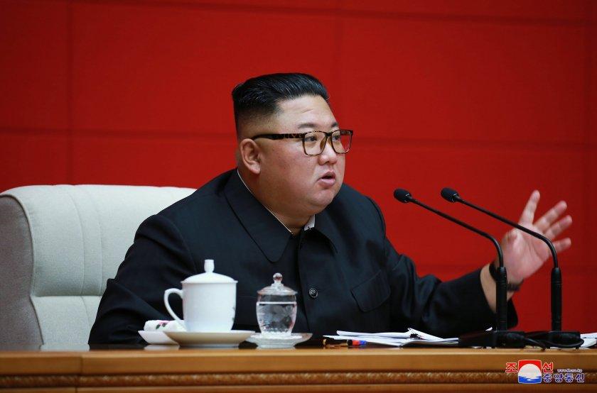 ким чен делегирал част правомощията сестра
