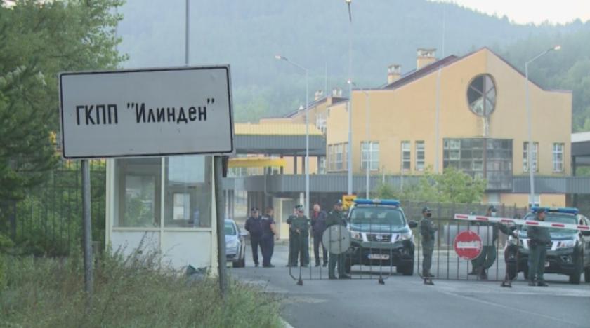 """Втори протест на търговци и превозвачи срещу затварянето на граничен пункт """"Илинден-Ексохи"""""""