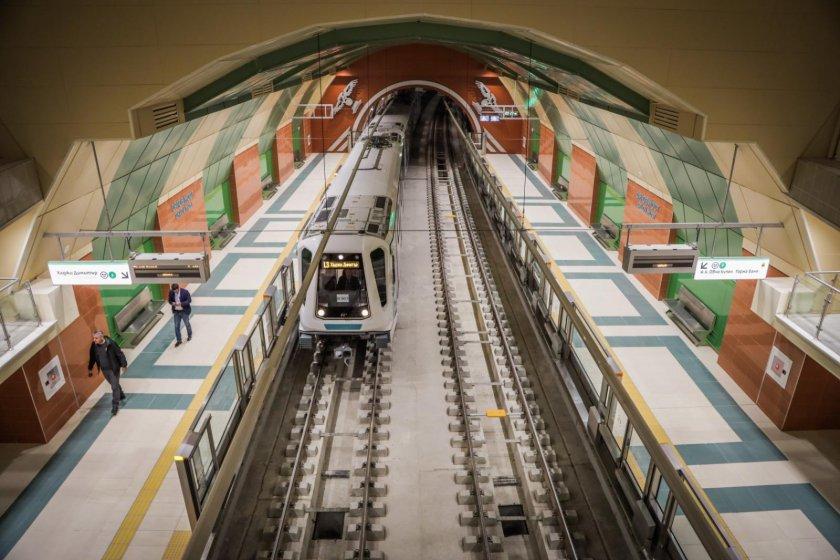Бойко Борисов: Като някой ми заговори за корупция в България - аз му показвам метрото
