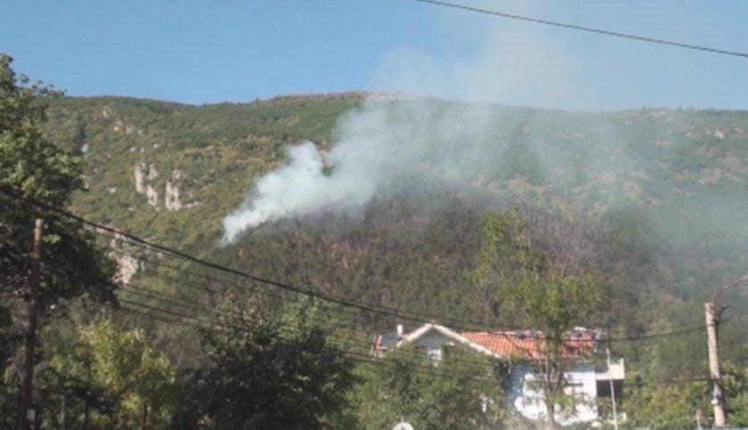 борова гора пламна карлово