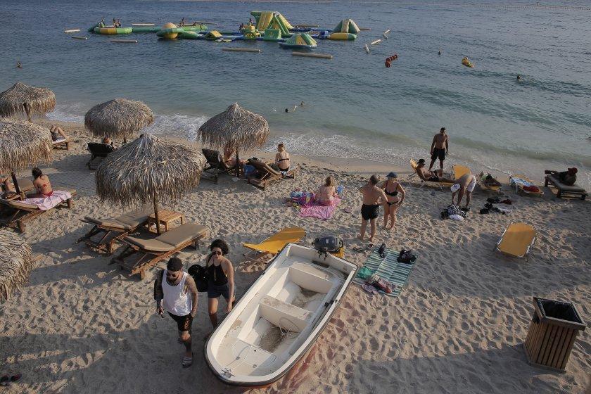 декларация pcr тест пристигащи гърция туристи българия румъния малта испания