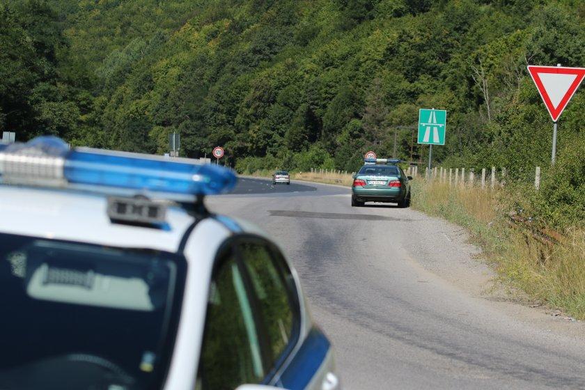 пътна полиция дни загинали 141 катастрофи