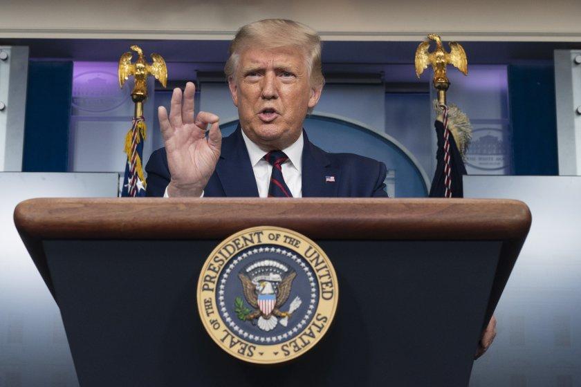 Тръмп слага край на обучението на служители за борба с расизма
