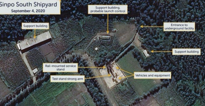 САЩ подозира Северна Корея, че подготвя нов опит с балистична ракета