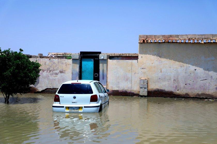 заради наводнение судан обяви тримесечно извънредно положение