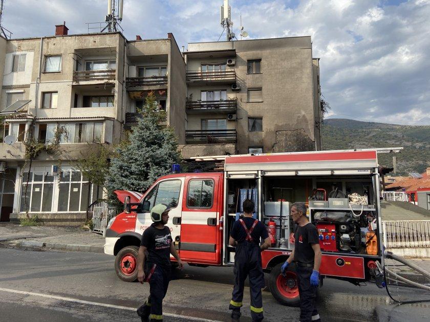 Нови два пожара горяха в Карловско (0БЗОР)