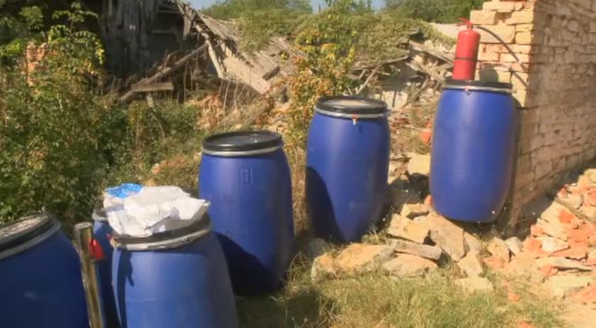 унищожават тона пестициди село елхово