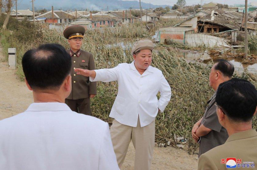 ким чен екзекутирал петима служители заради критики