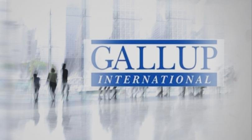 """Проучване на """"Галъп"""": ГЕРБ и БСП с изравнени сили"""