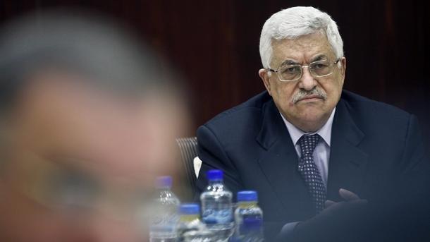 Абас: Няма да има мир в Близкия изток, докато окупаторите от Израел не се оттеглят