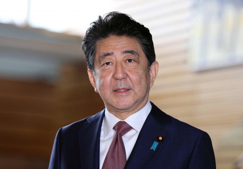Японският премиер Шиндзо Абе подаде оставка