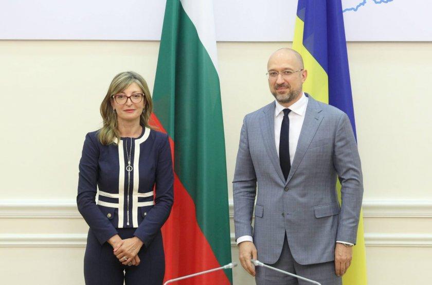 Премиерът на Украйна се ангажира лично с откриването на българско държавно средно училище в Одеса