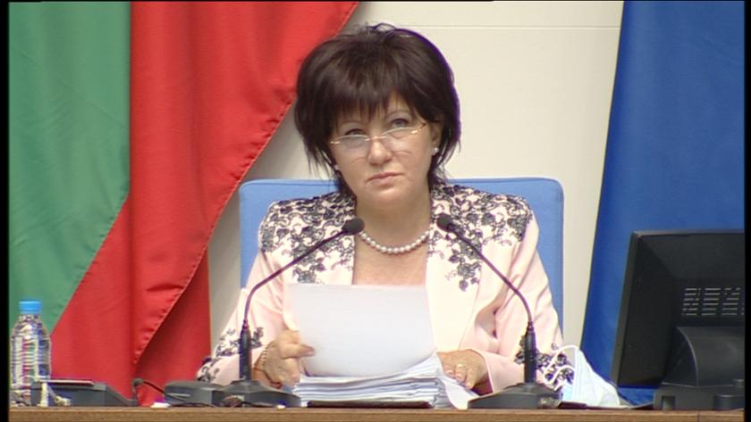 Скандал в парламента: БСП и ДПС поискаха оставката на Караянчева (Обзор)