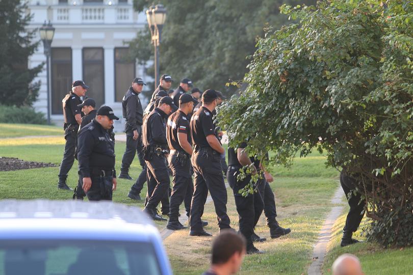 главният секретар мвр разпореди проверка полицейските униформи