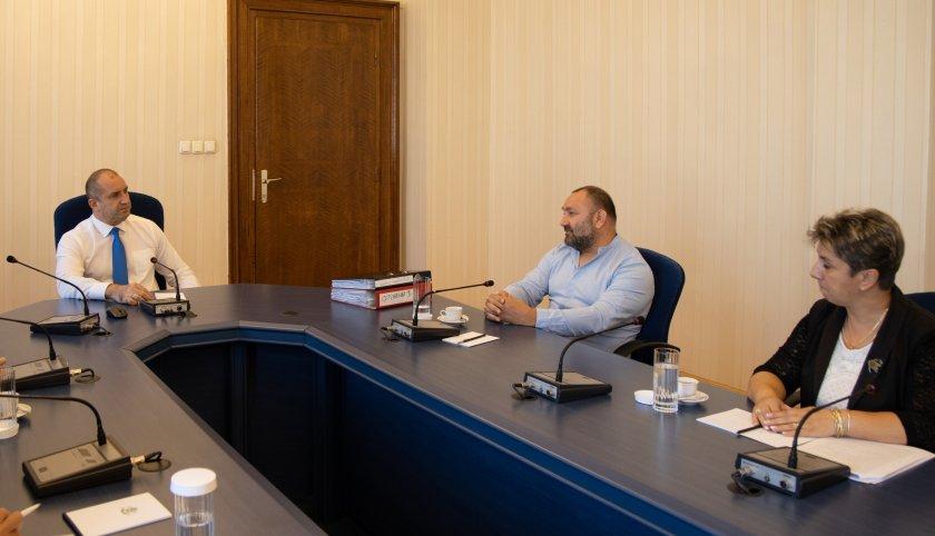 румен радев допуска водоснабдяването превърне системен проблем българия