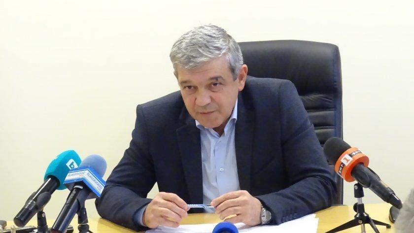 прекратиха правомощията кмета благоевград румен томов избори