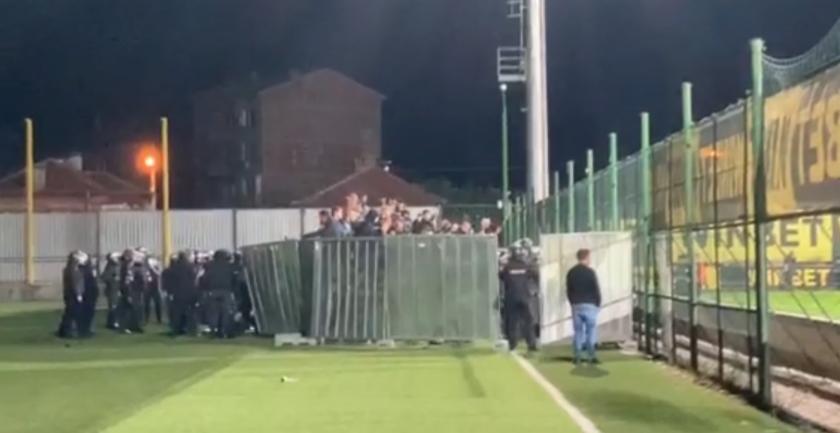 Присъди за част от арестуваните след масовия бой на мача Ботев (Пд) - Левски