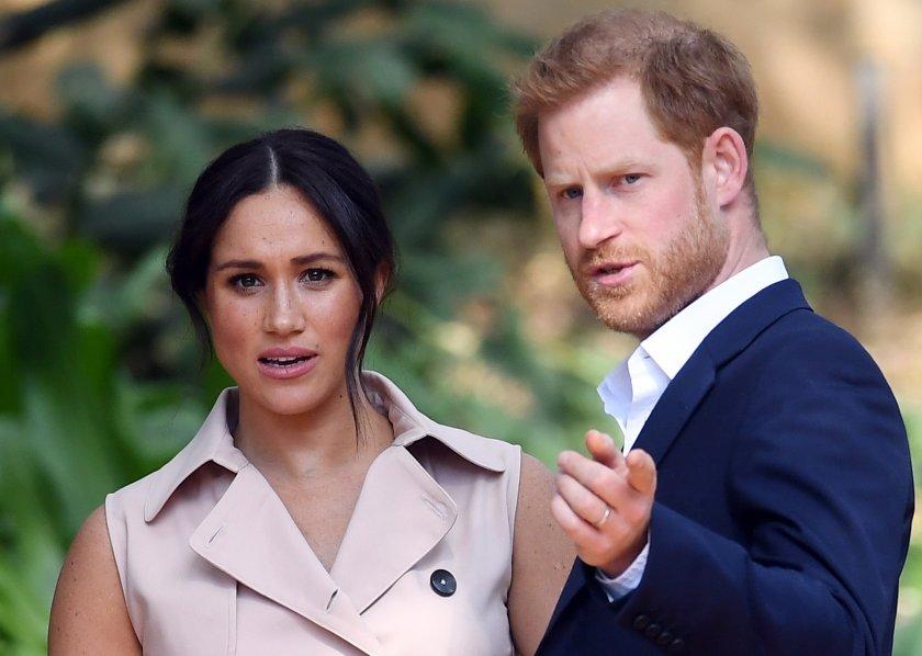 Принц Хари и Мегън Маркъл призоваха американците да гласуват