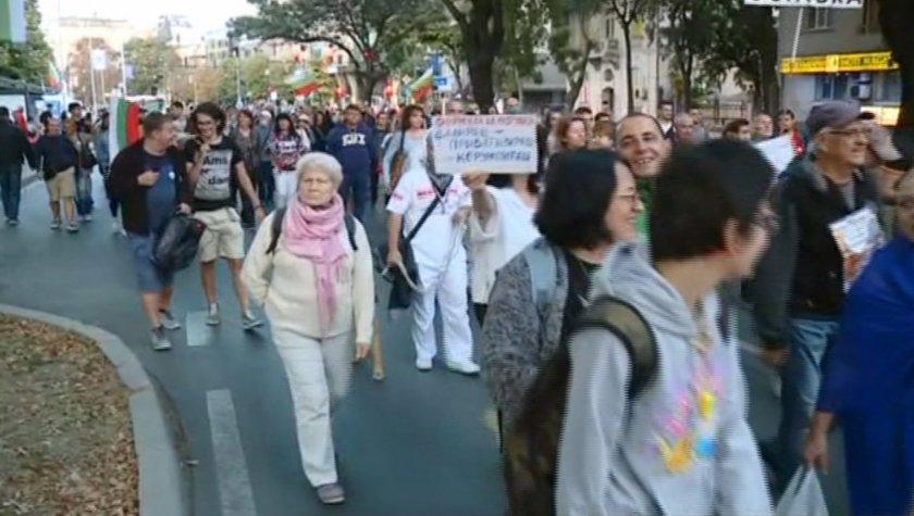 Пореден ден протест и във Варна