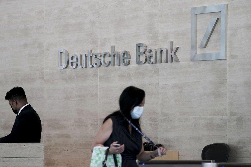 дойче банк затвори всеки пети филиал