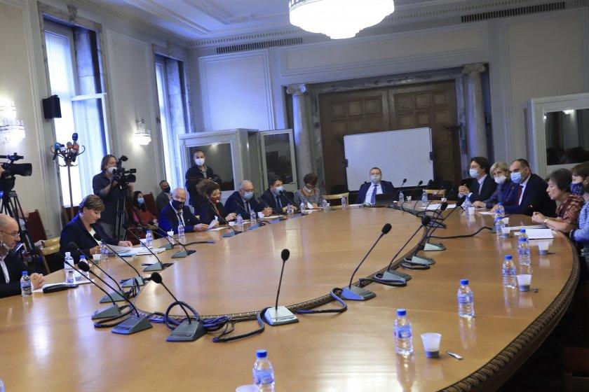 правната комисия отхвърли ветото президента закона съдебната власт