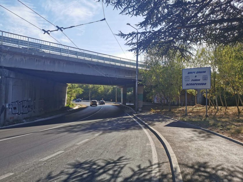 Мъж е с опасност за живота, след като е бил блъснат на Аспаруховия мост
